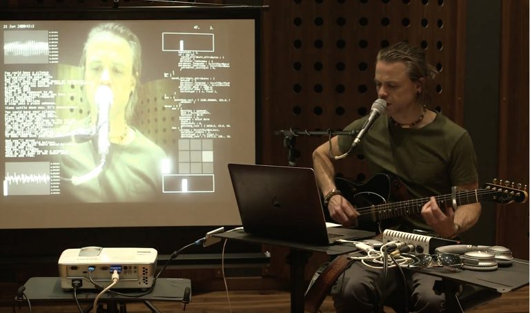 Si Waite: Singer-songwriters, interactive systems and liveness. (Visual Music and Sonic Arts). Wednesday 13 March, 12-2pm, CM107