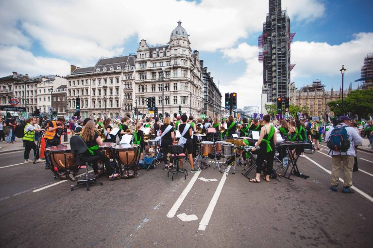 Lucy Pankhurst – Brass Bands – In and Out of Context